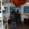 w Szkolnym Muzeum Lotnictwa